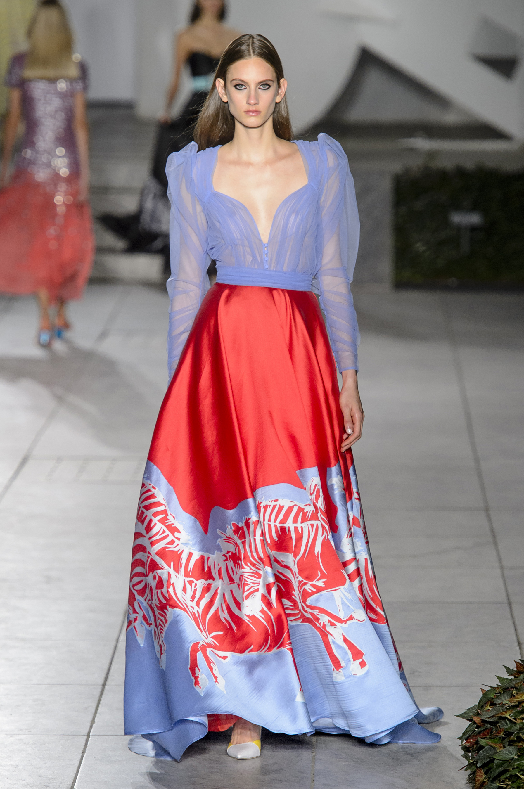 Carolina Herrera Spring 2018 Fashion Show