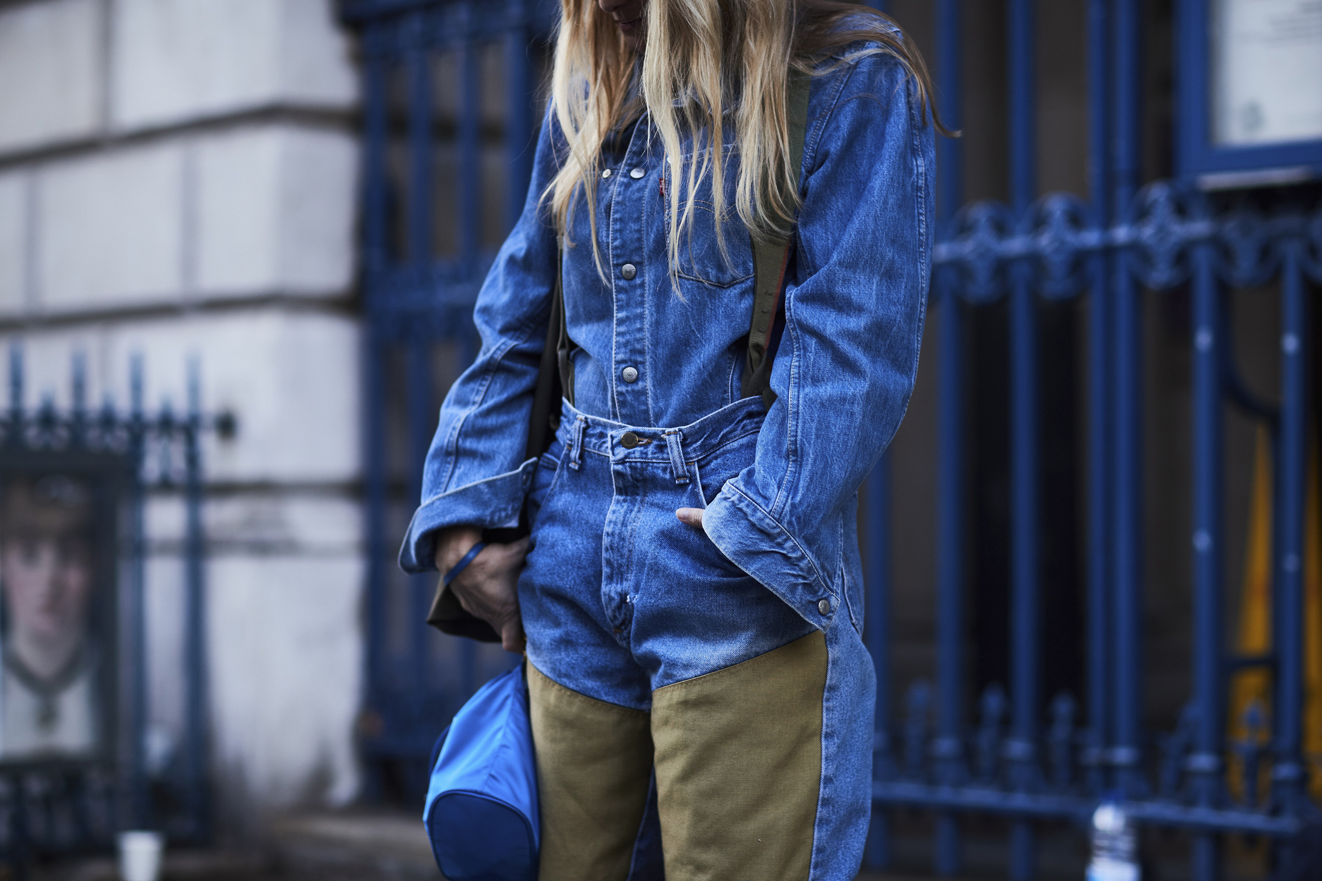 London Fashion Week Street Style Spring 2018 Day 2