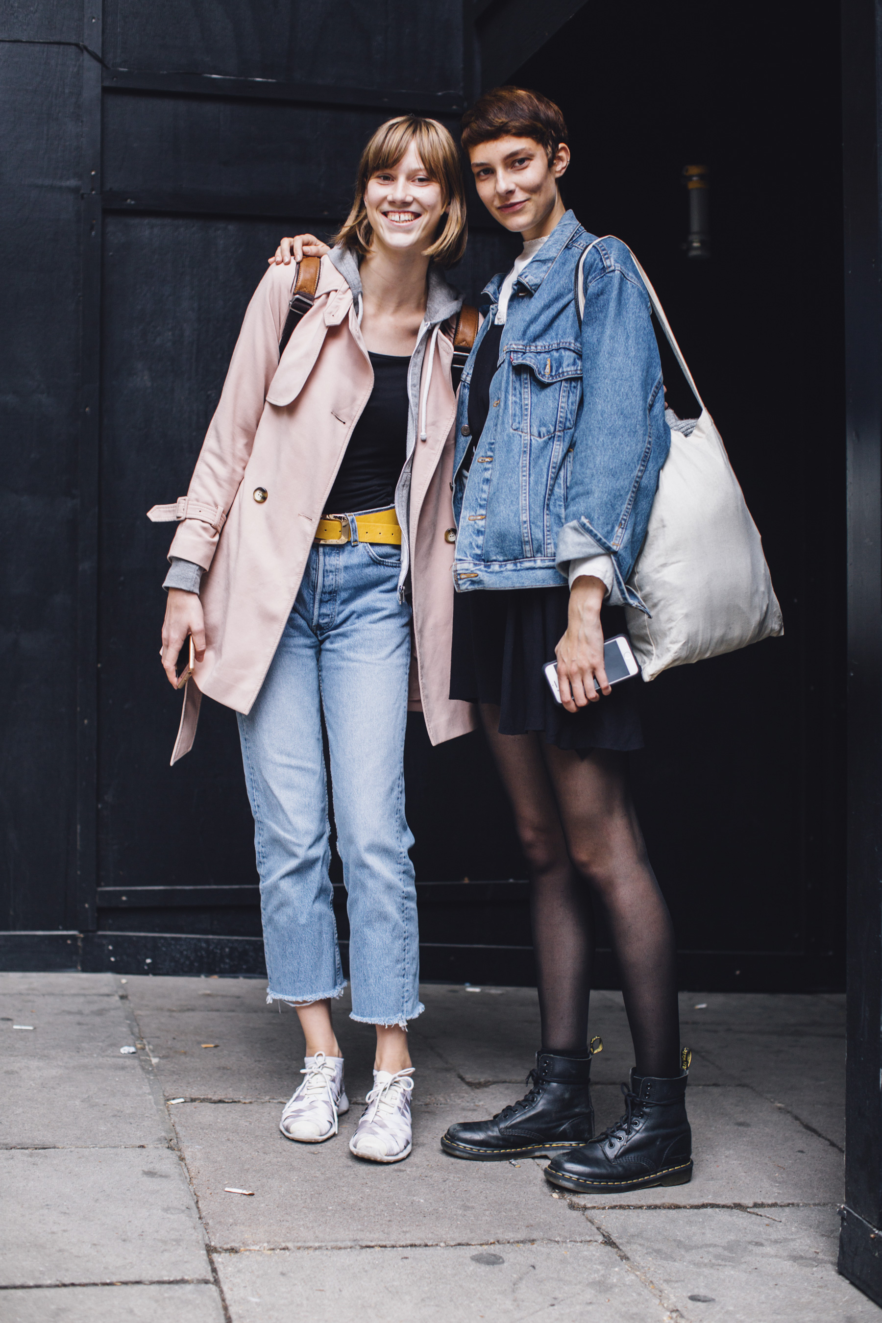 London Fashion Week Street Style Spring 2018 Day 5