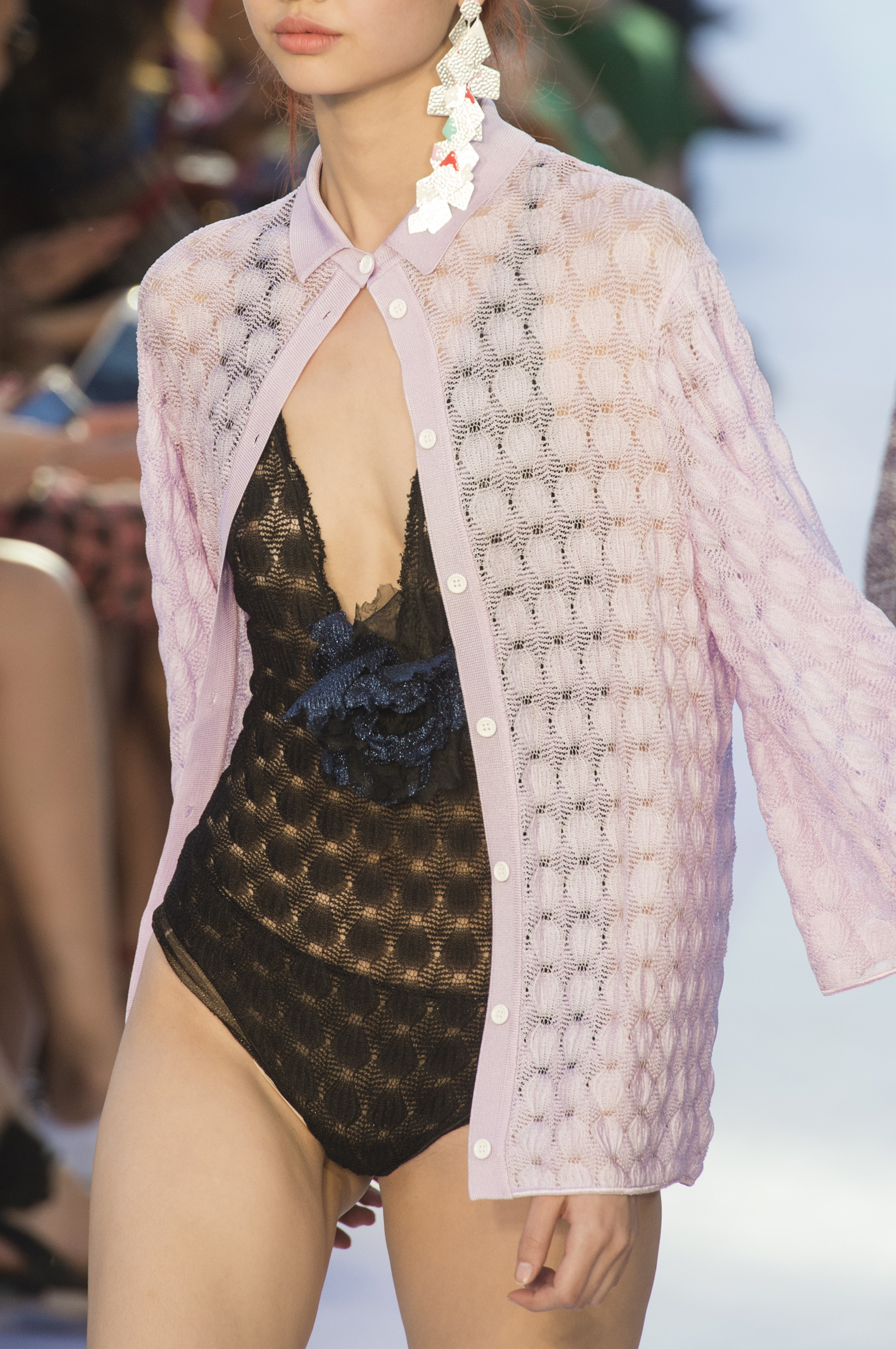 Missoni Spring 2018 Fashion Show Details