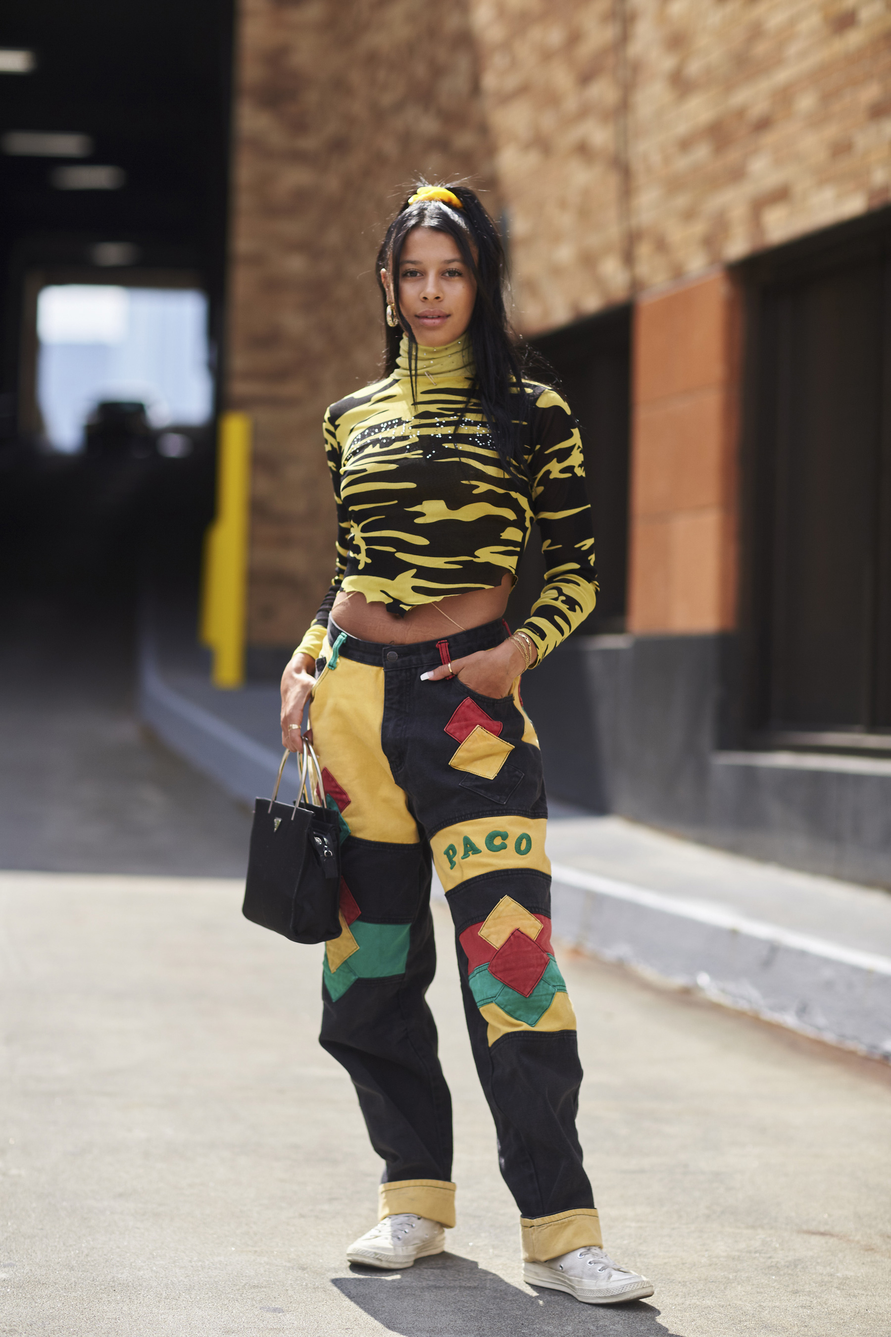 New York Fashion Week Street Style Spring 2018 Day 2 Cont.