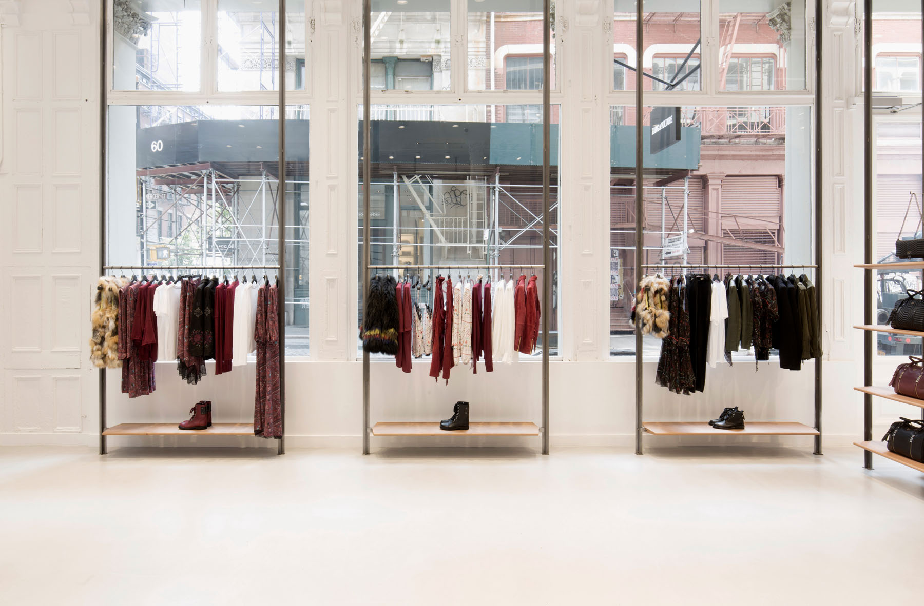 Store Scout - Zadig & Voltaire Broome Street Flagship
