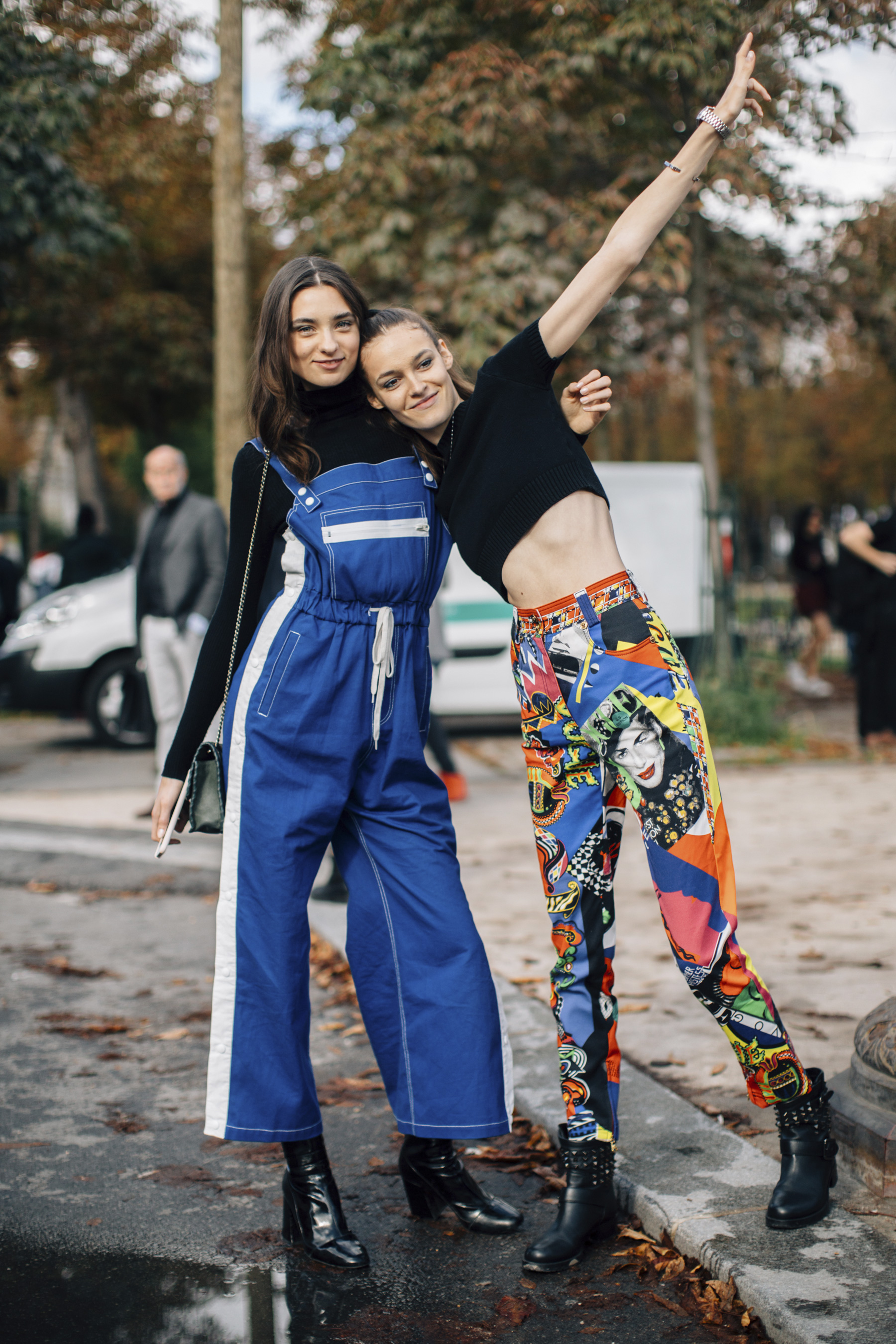 Paris Fashion Week Street Style Spring 2018 Day 8 Cont.