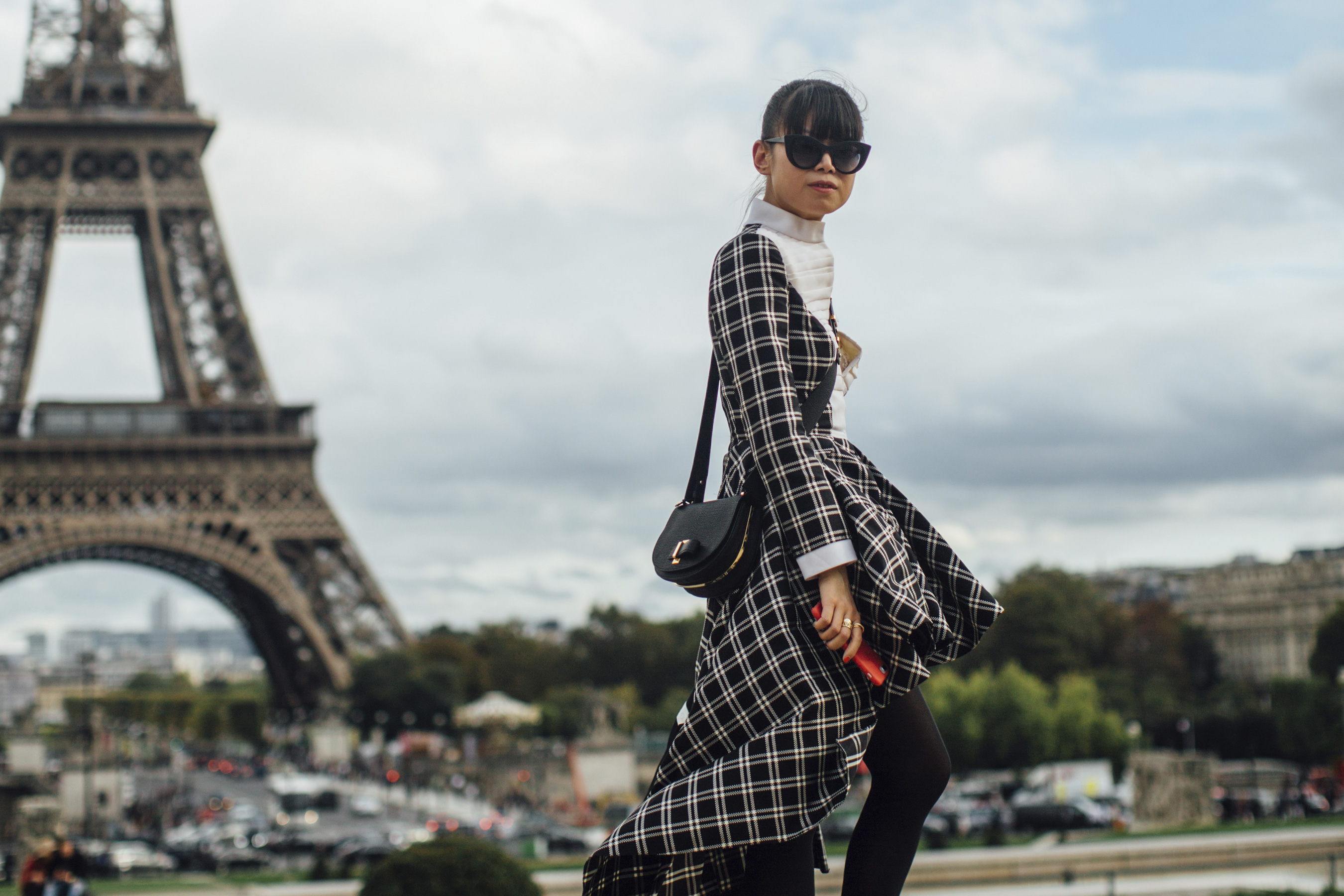 Paris Fashion Week Street Style Spring 2018 Day 7 Cont.