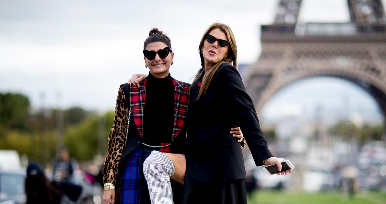 Paris Fashion Week Street Style Spring 2018 Day 7