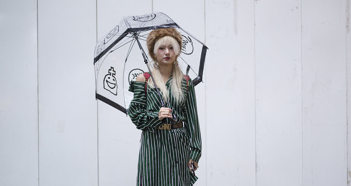 Tokyo Fashion Week Street Style Spring 2018 Day 1