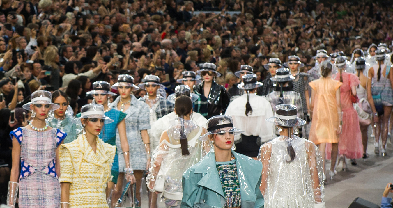 The Impression's Top 10 Models of Paris Fashion Week Spring 2018