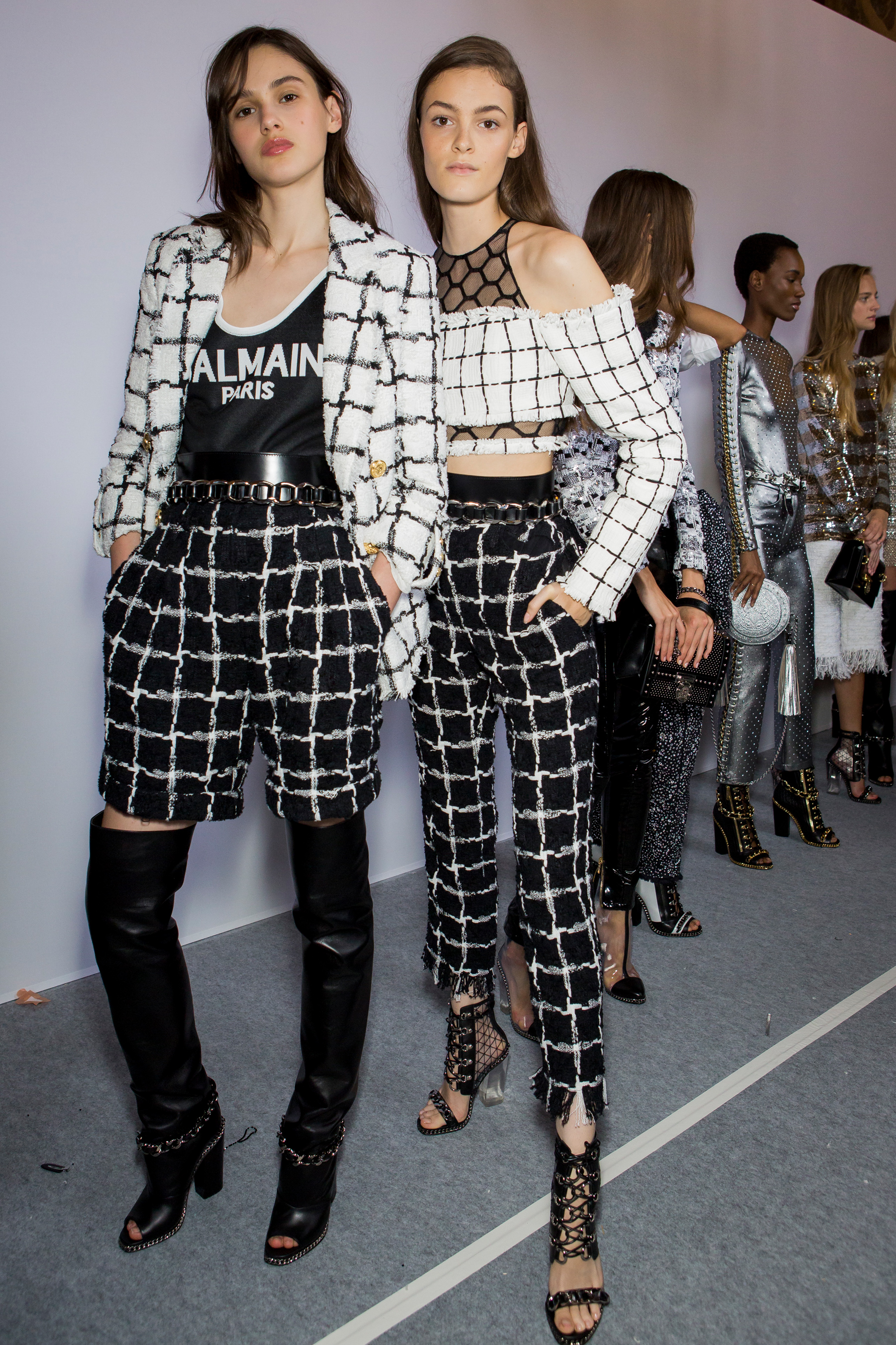 Black and White - Fashion Trend Spring 2018