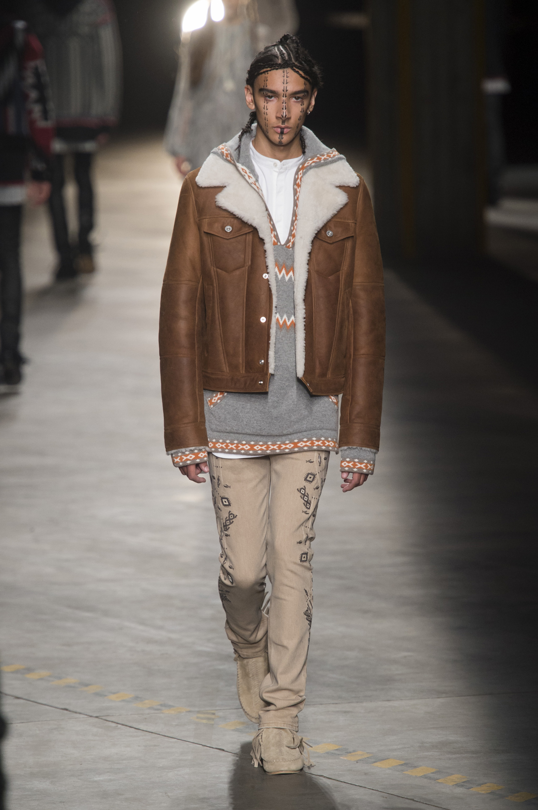 Diesel Black Gold Fall 2018 Men's Fashion Show