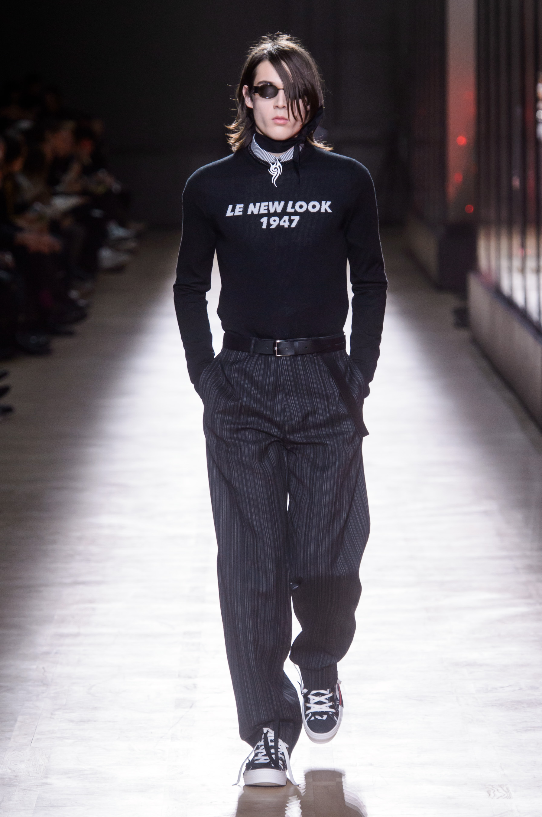 Dior Homme Fall 2018 Men's Fashion Show
