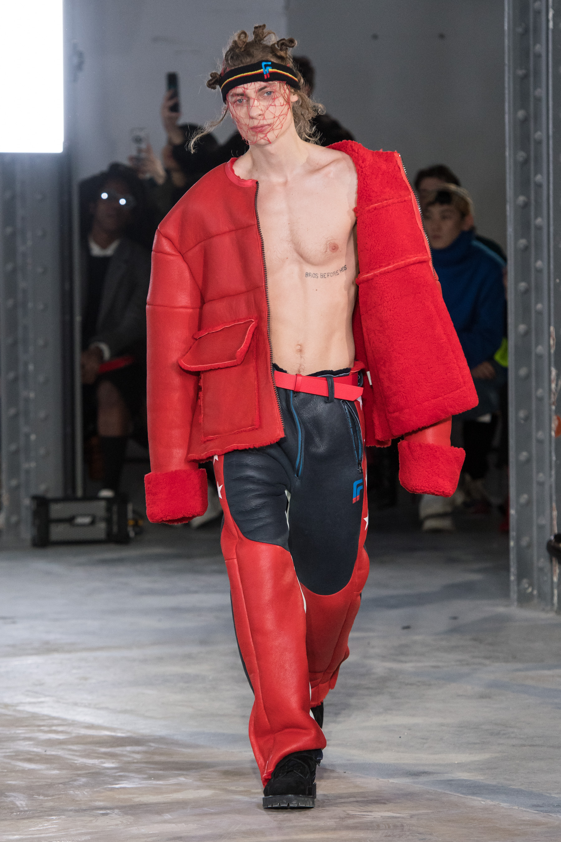 Facetasm Fall 2018 Men's Fashion Show