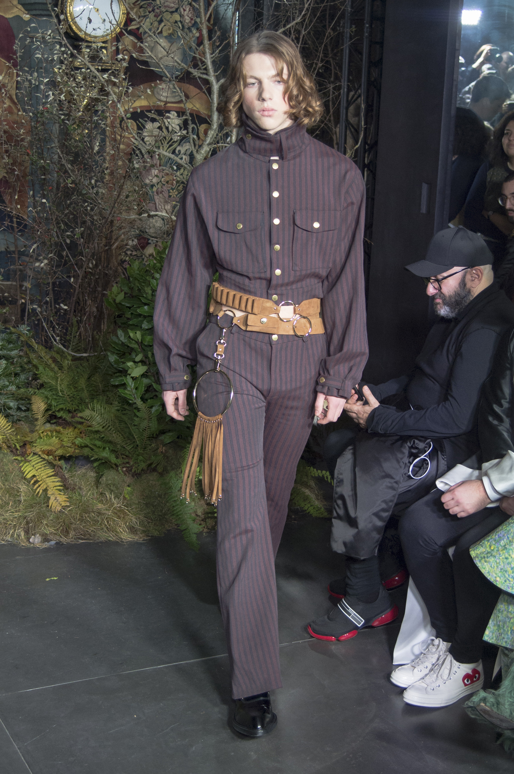 Palomo Spain Fall 2018 Men's Fashion Show