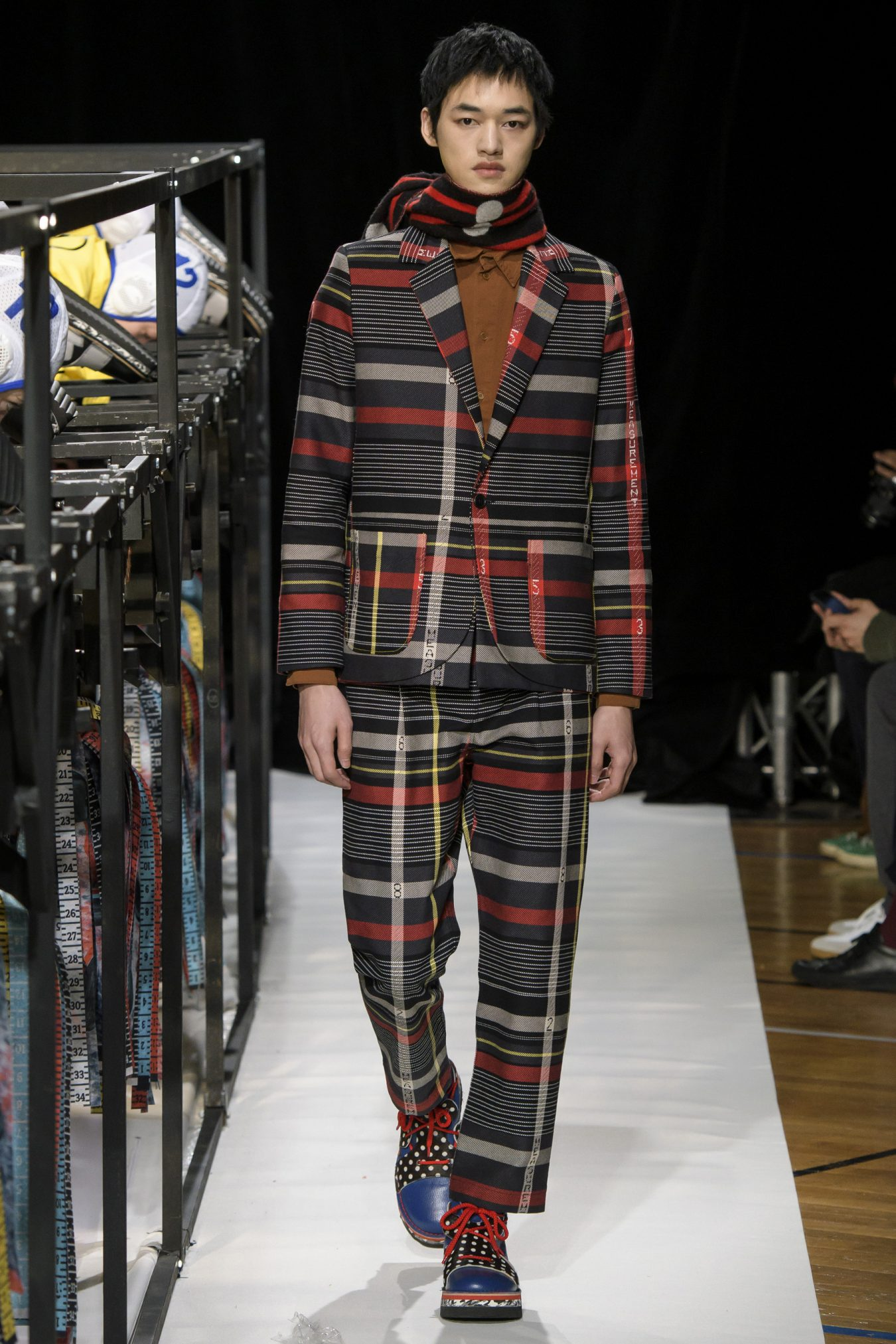 Henrik Vibskov Fall 2018 Men's Fashion Show