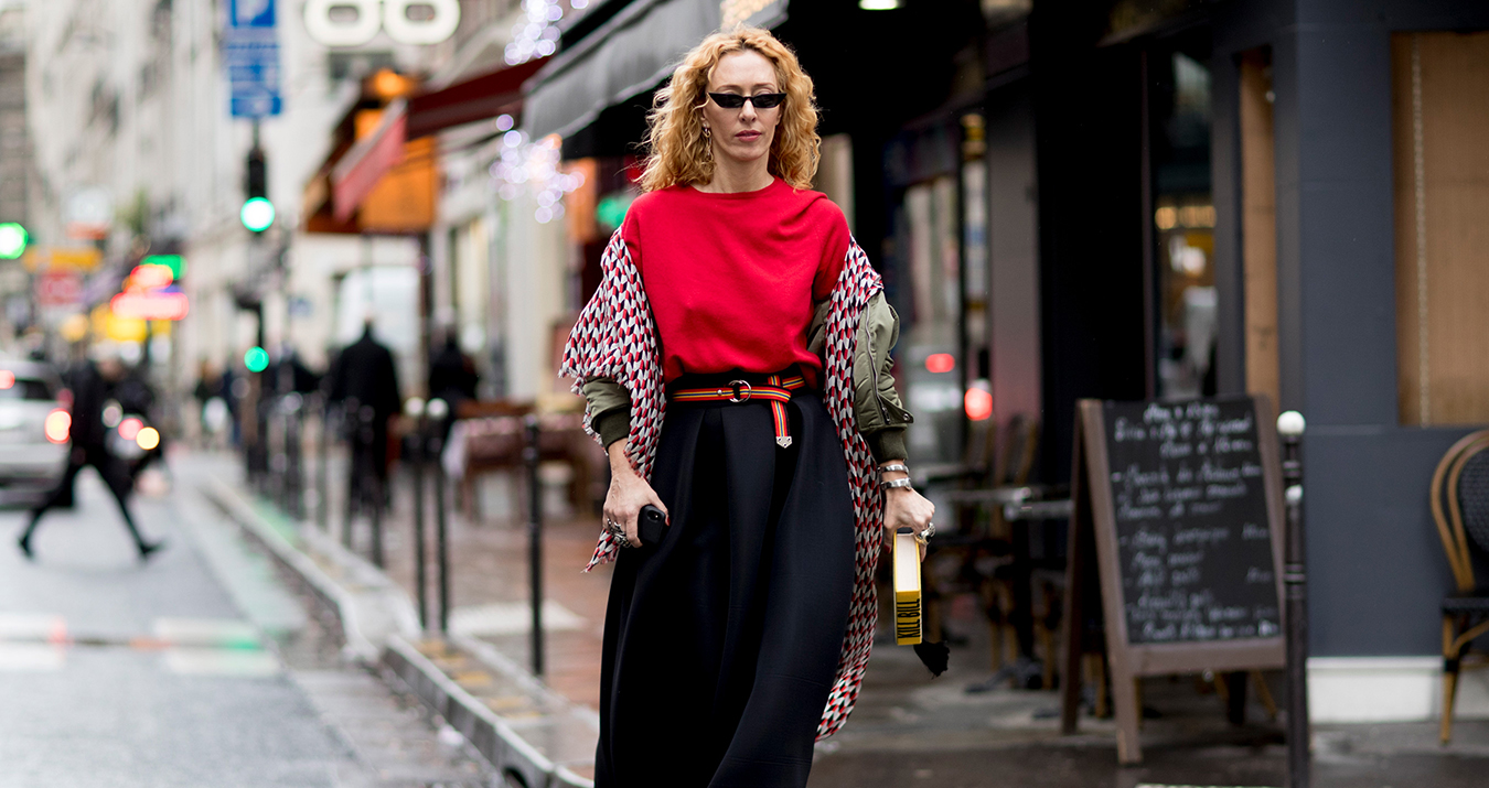 Paris Couture Fashion Week Street Style Spring 2018 Day 4