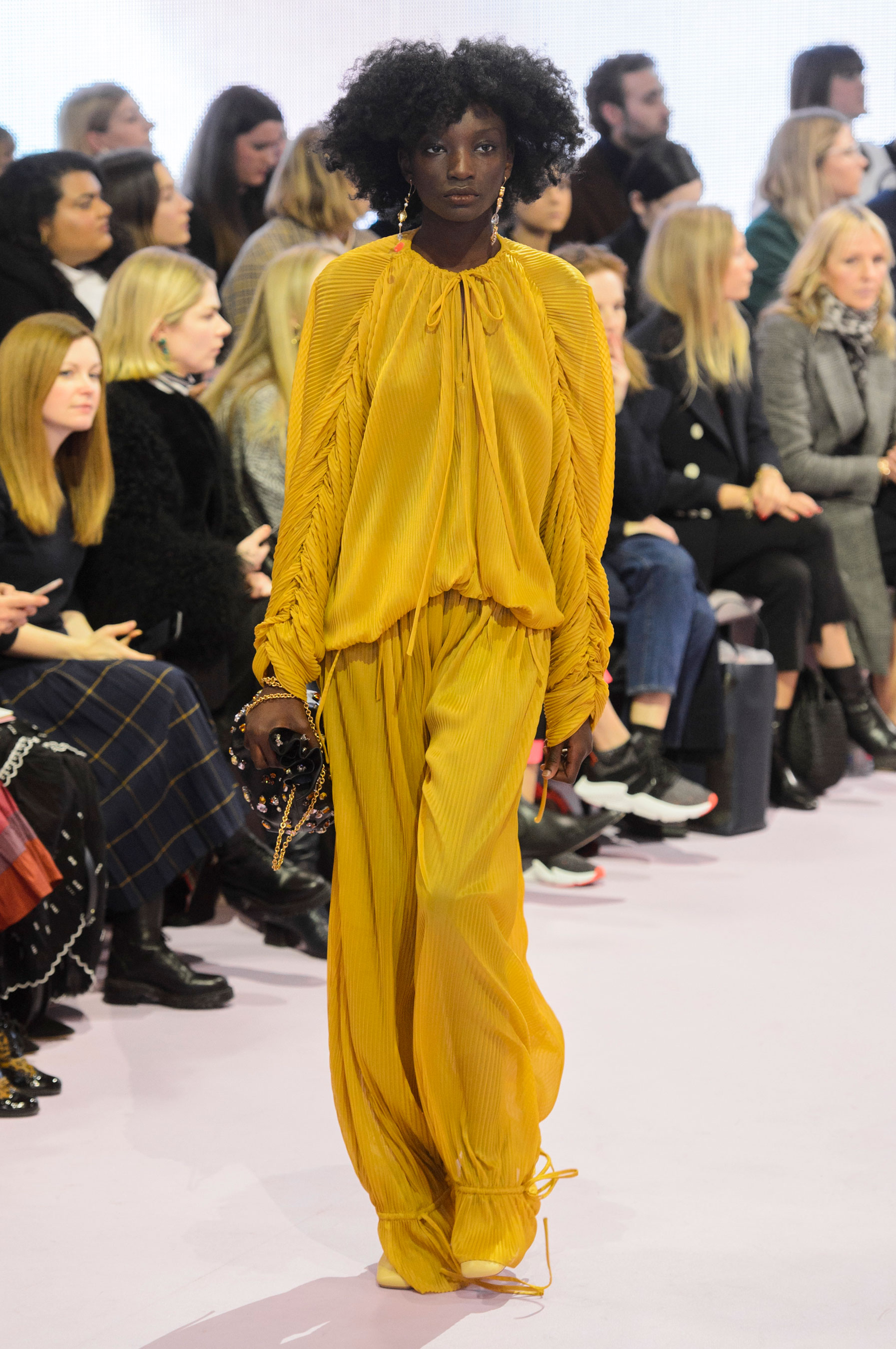 Mulberry Spring 2018 Fashion Show