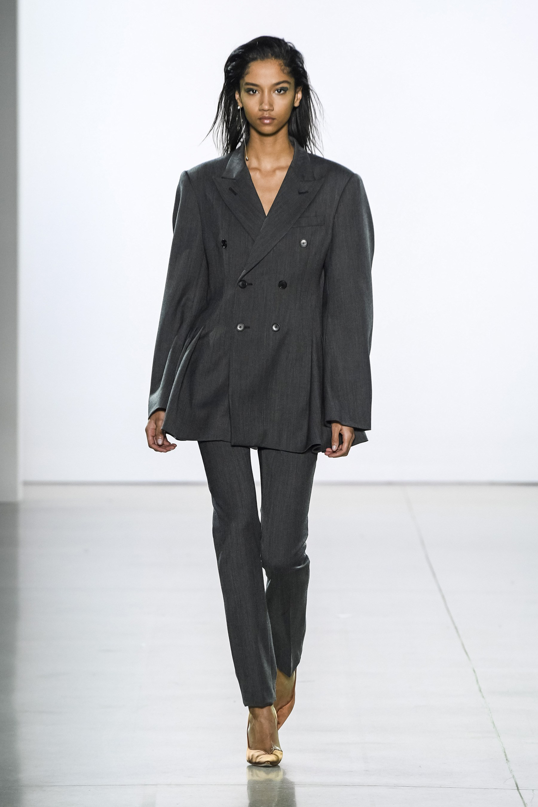 Suit Up - Fashion Trend Fall 2018 New York