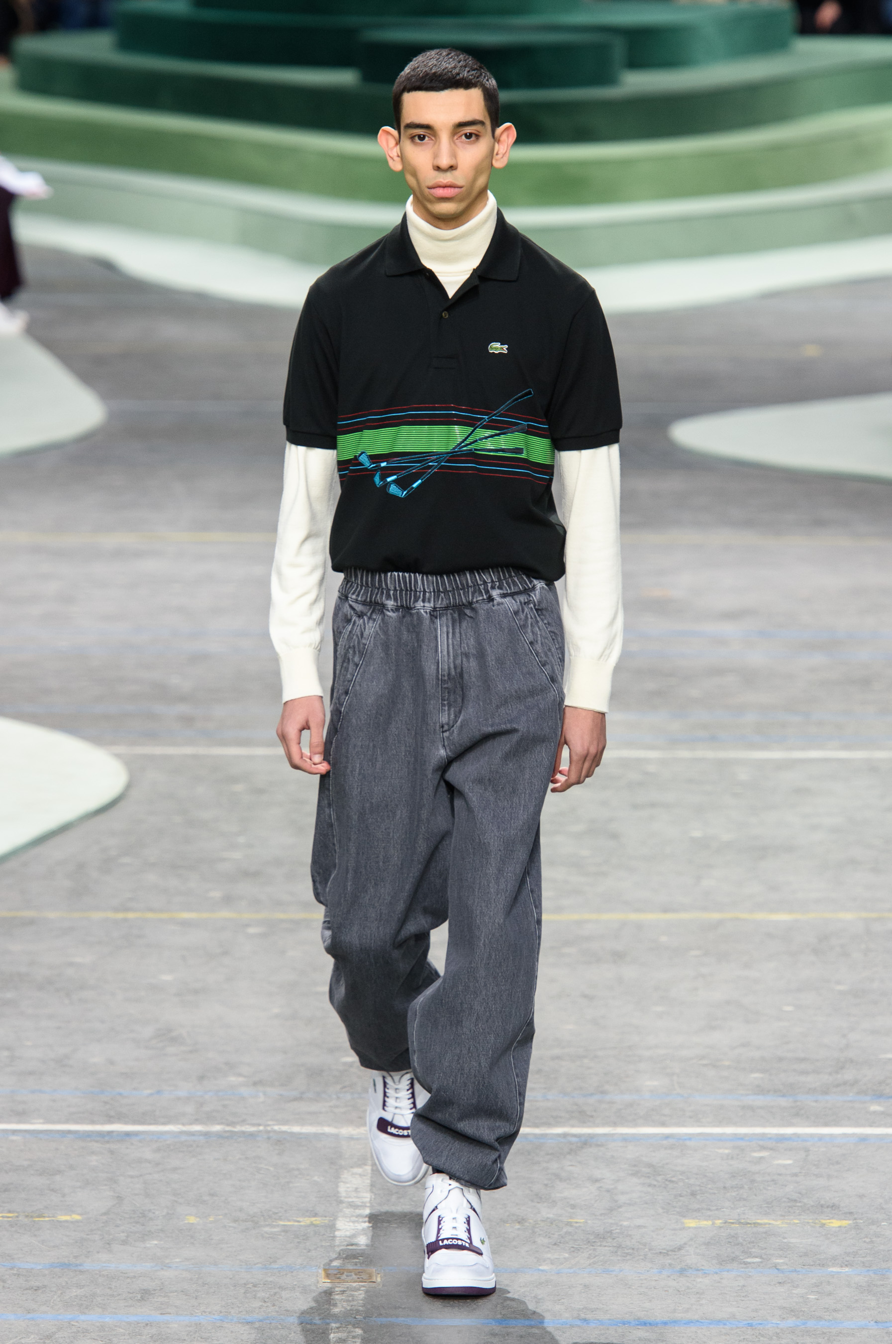 Lacoste Fall 2018 Fashion Show