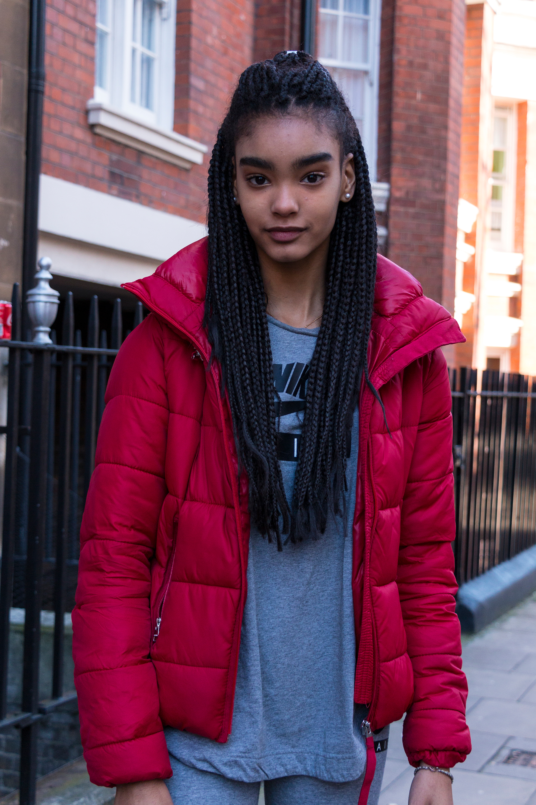 An with interview plum sykes, Outfit hat Bucket tumblr