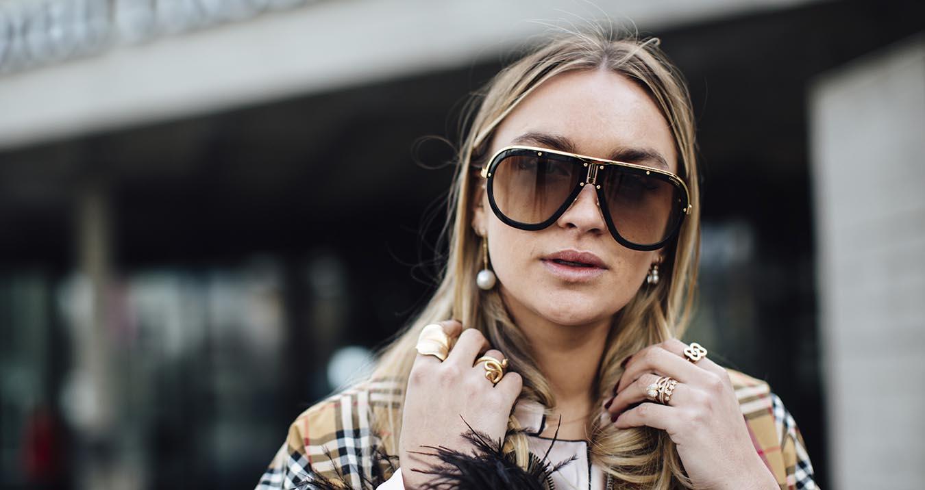 London Fashion Week Street Style Fall 2018 Day 3
