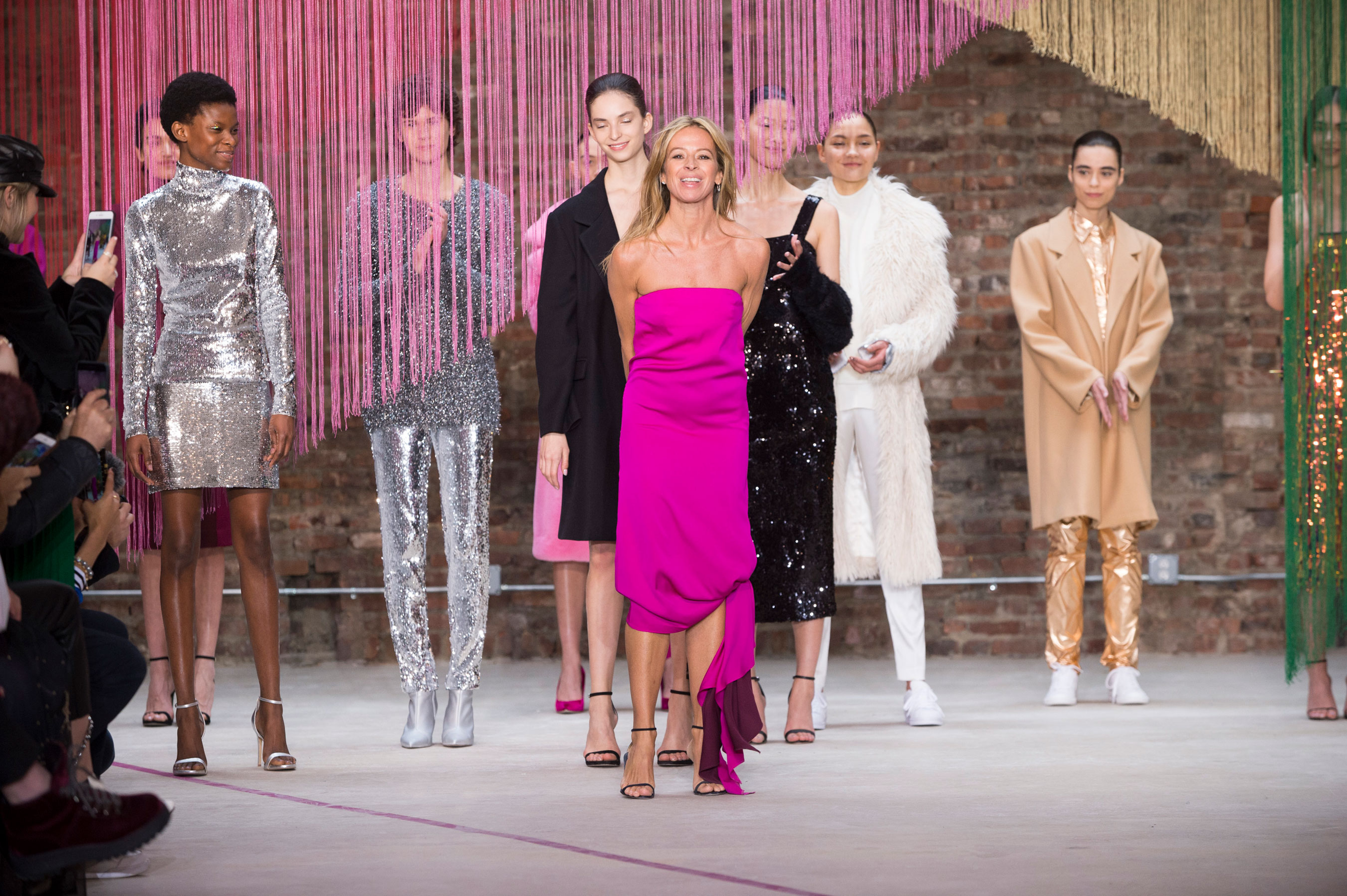 Milly Fall 2018 Fashion Show