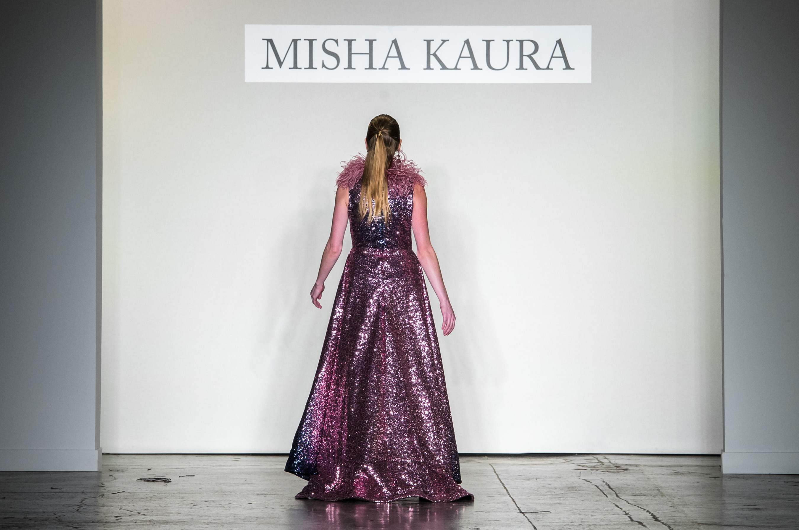 Misha Kaura Fall 2018 Fashion Show