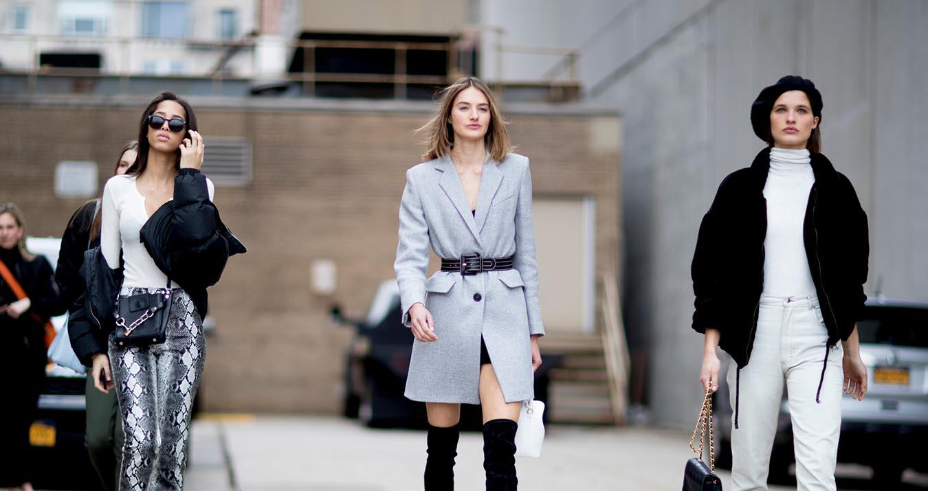 New York Fashion Week Street Style Fall 2018 Day 5