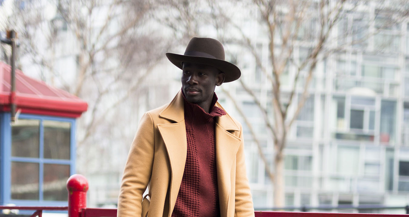 New York Fashion Week Men's Street Style Fall 2018 Day 2