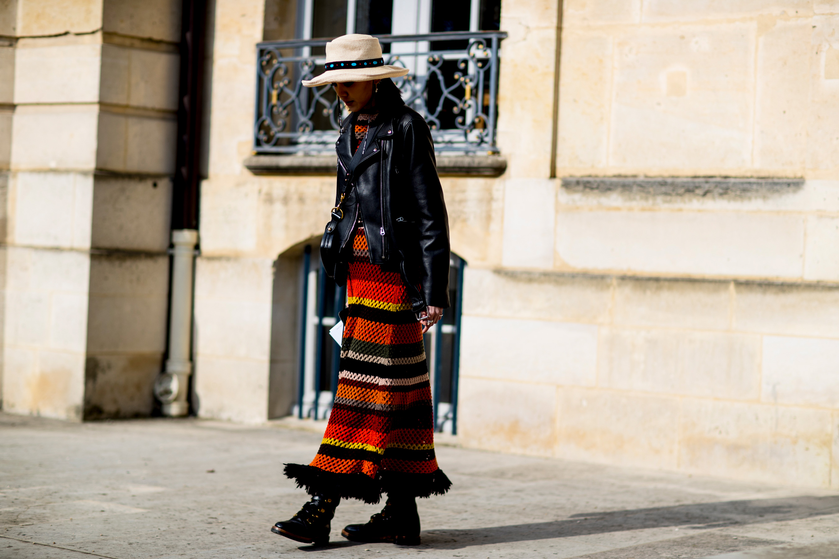 Paris Fashion Week Street Style Fall 2018 Day 1