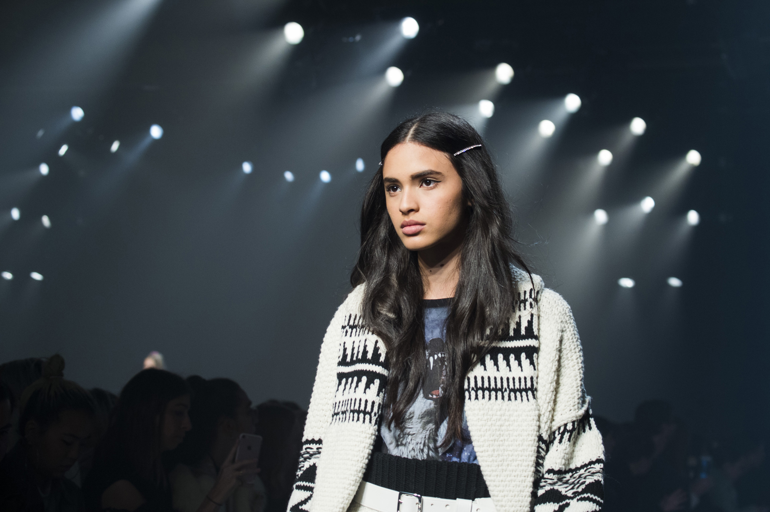Zadig & Voltaire Fall 2018 Fashion Show Atmosphere