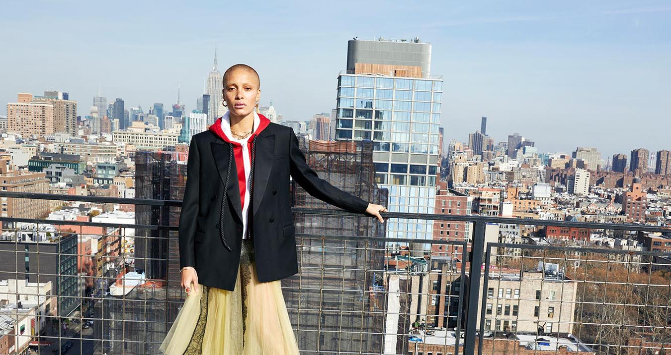 Burberry Releases Part Two of Juergen x Adwoa Series in New York City