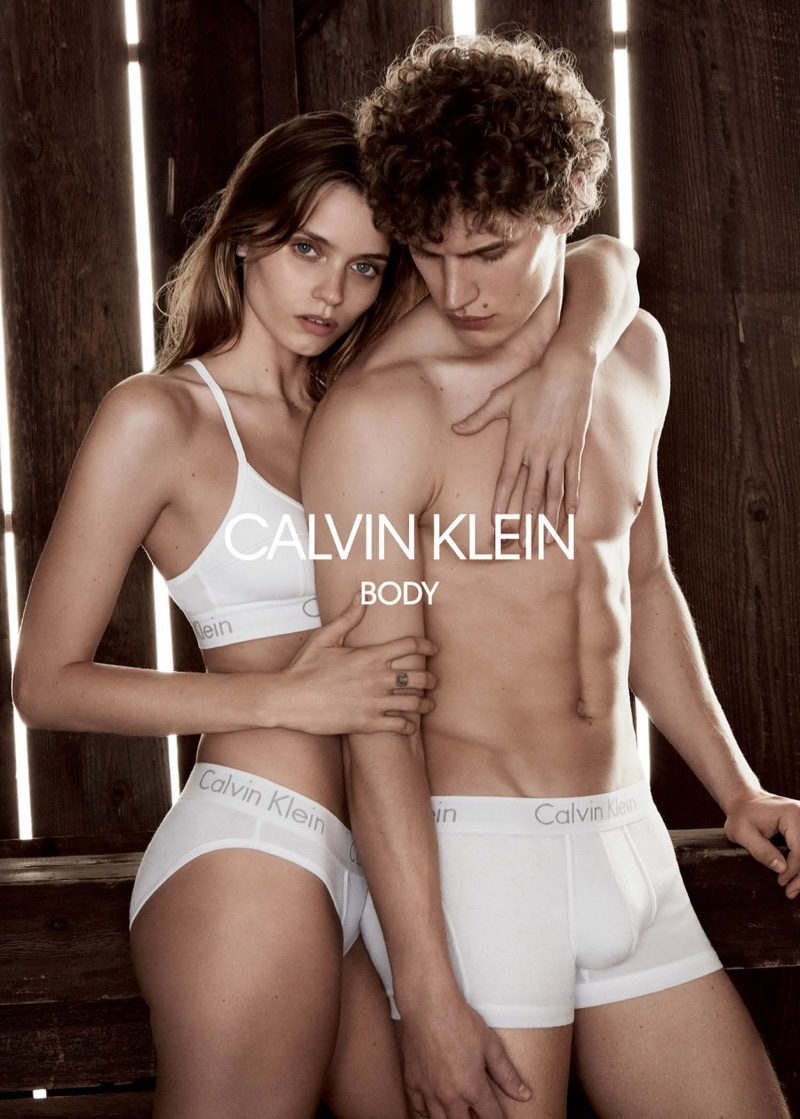 c2babec6e43 The Best Fashion Intimate and Underwear Ads of Spring 2018 - The ...