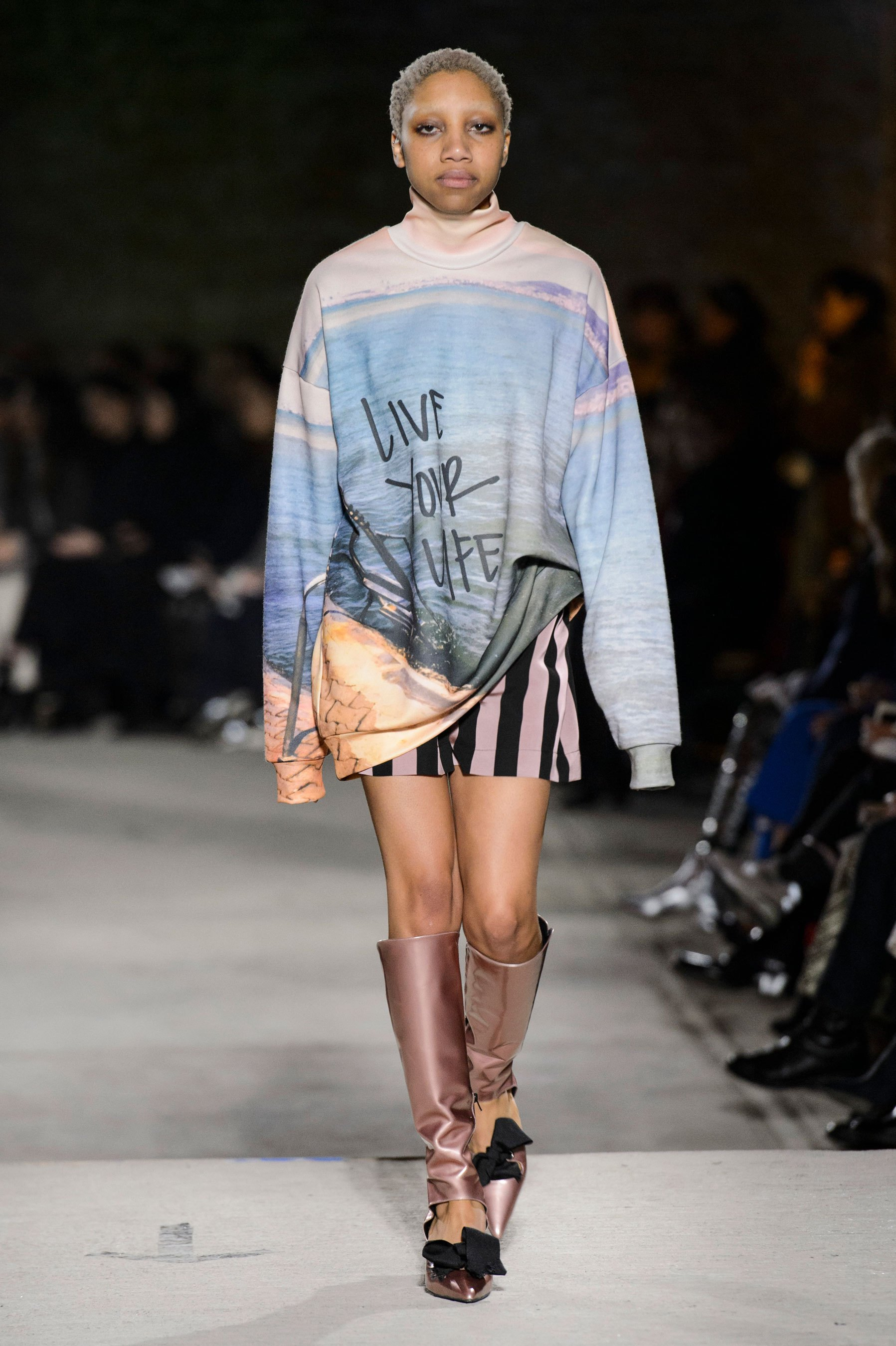 Symbology - Fashion Trend Fall 2018 London