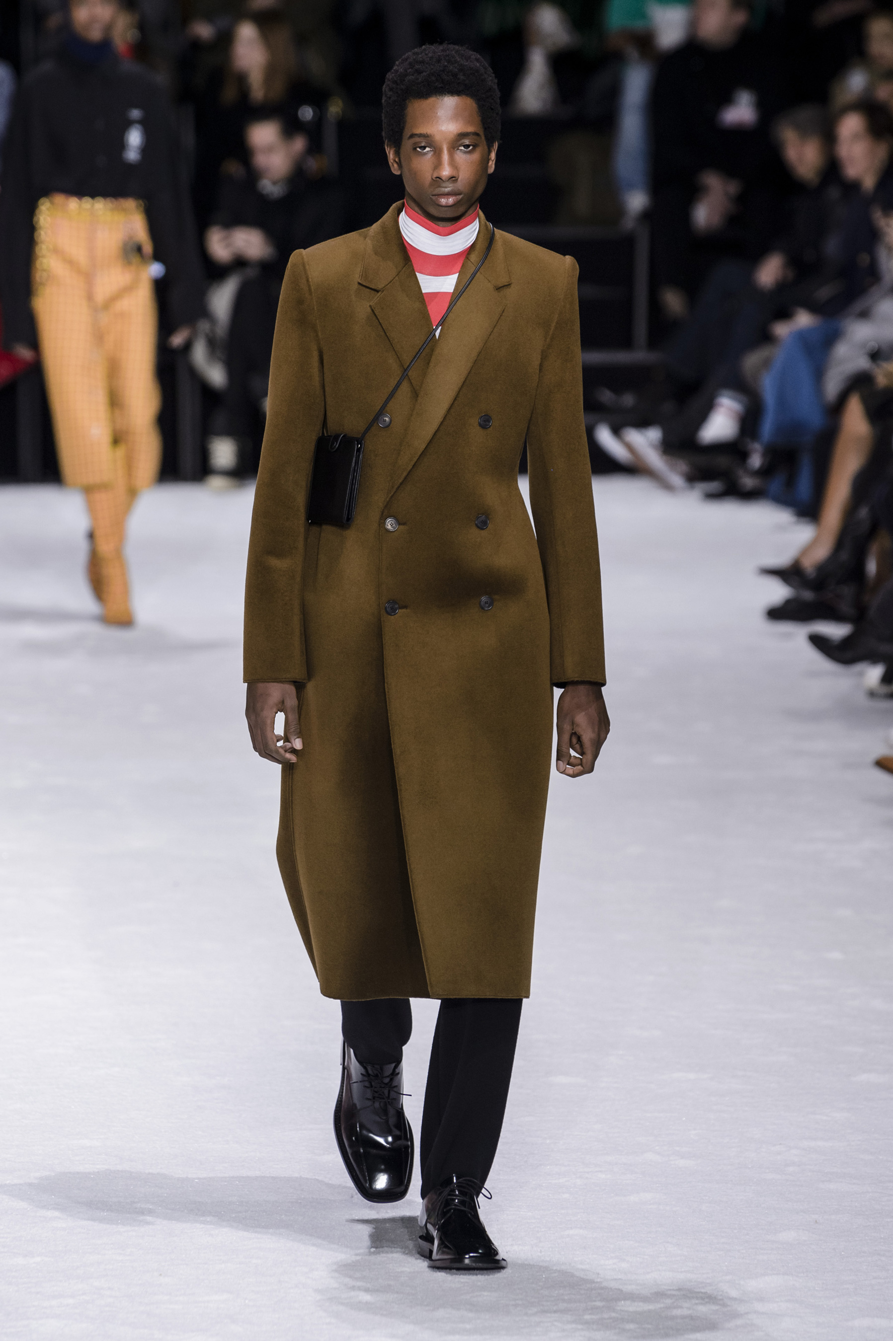Balenciaga Fall 2018 Fashion Show