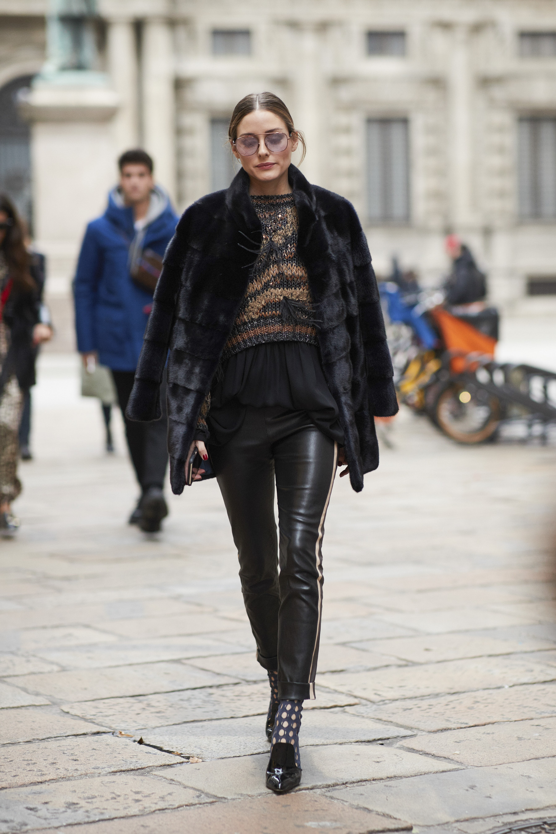 Fashion week Top fall for looks for lady