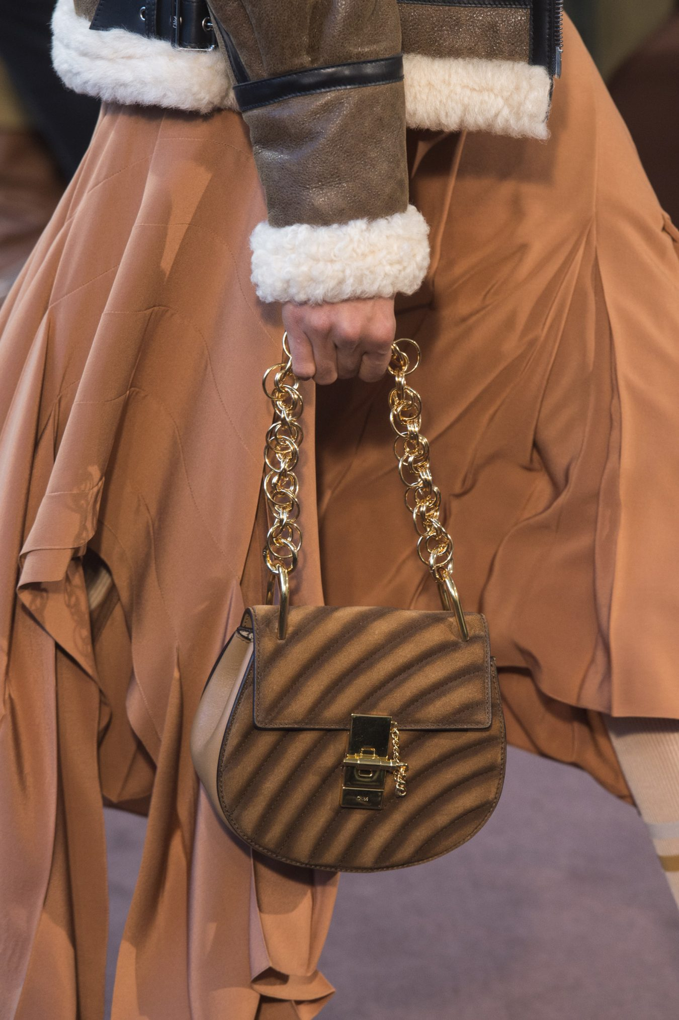 Chloe Fall 2018 Fashion Show Details