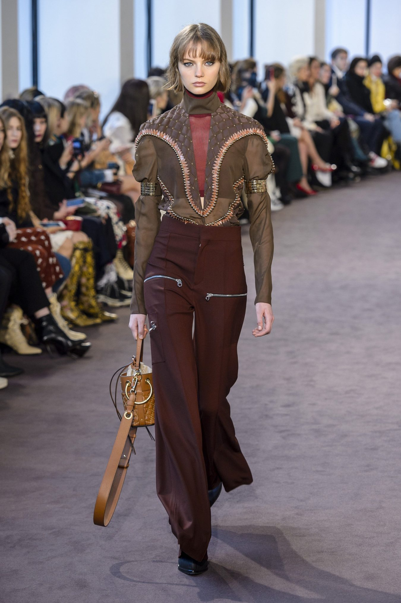 Chloe Fall 2018 Fashion Show