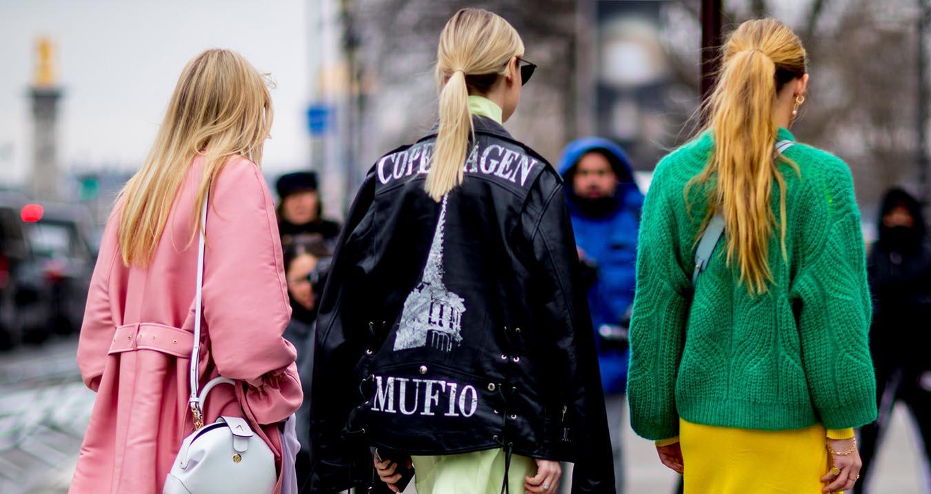 Paris Fashion Week Street Style Fall 2018 Day 3