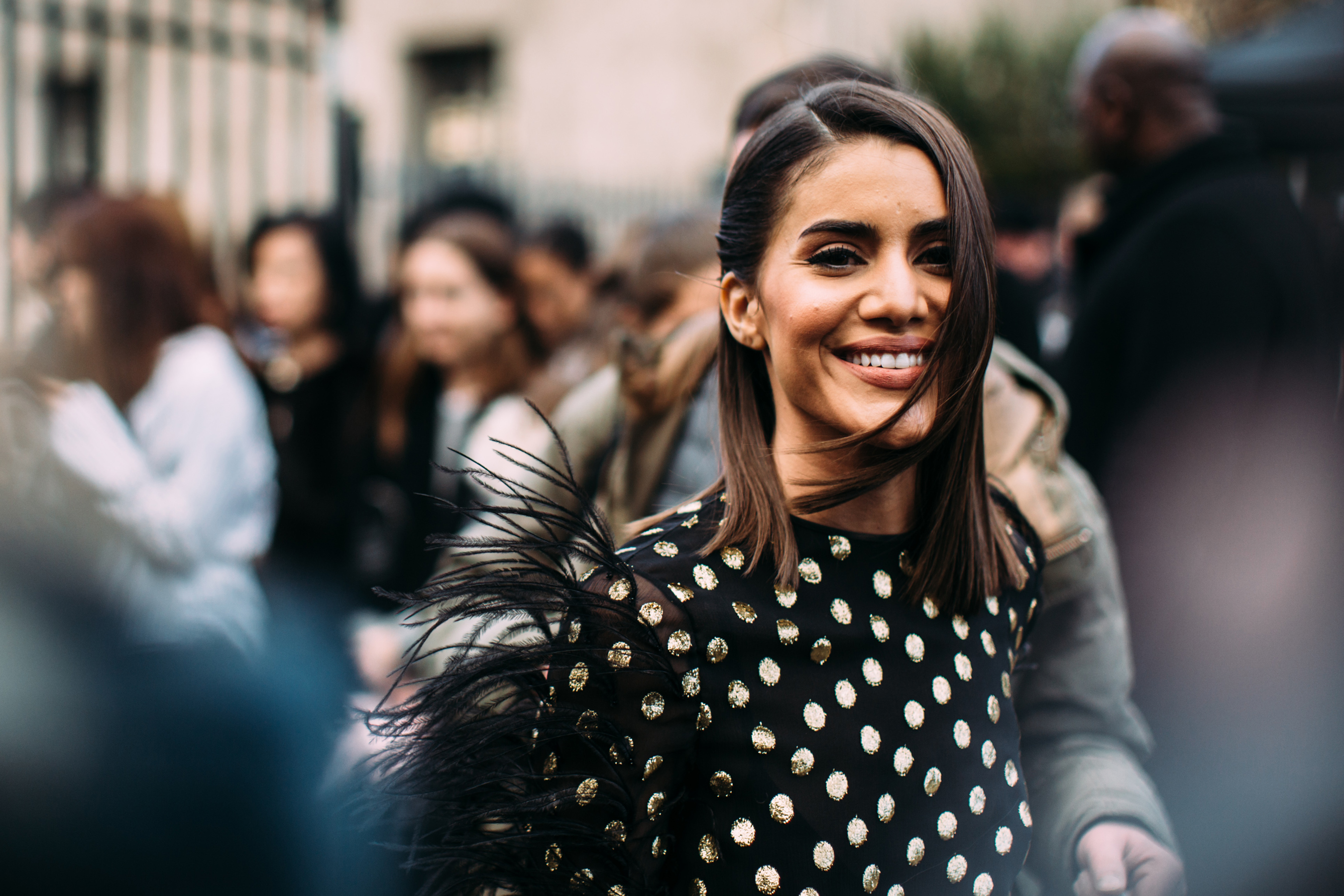 Paris Fashion Week Street Style Fall 2018 Day 6 Cont.