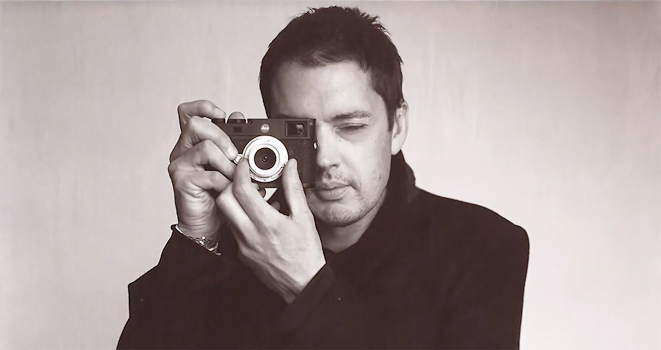 Marcus Wainwright shows his appreciation for Leica by