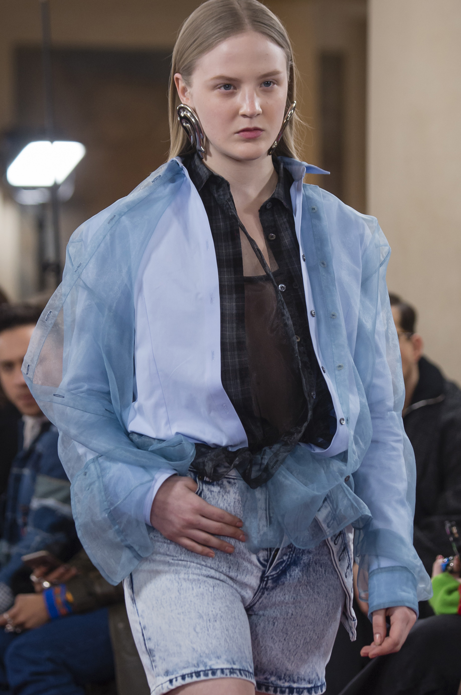 Y/Project Fall 2018 Fashion Show Details
