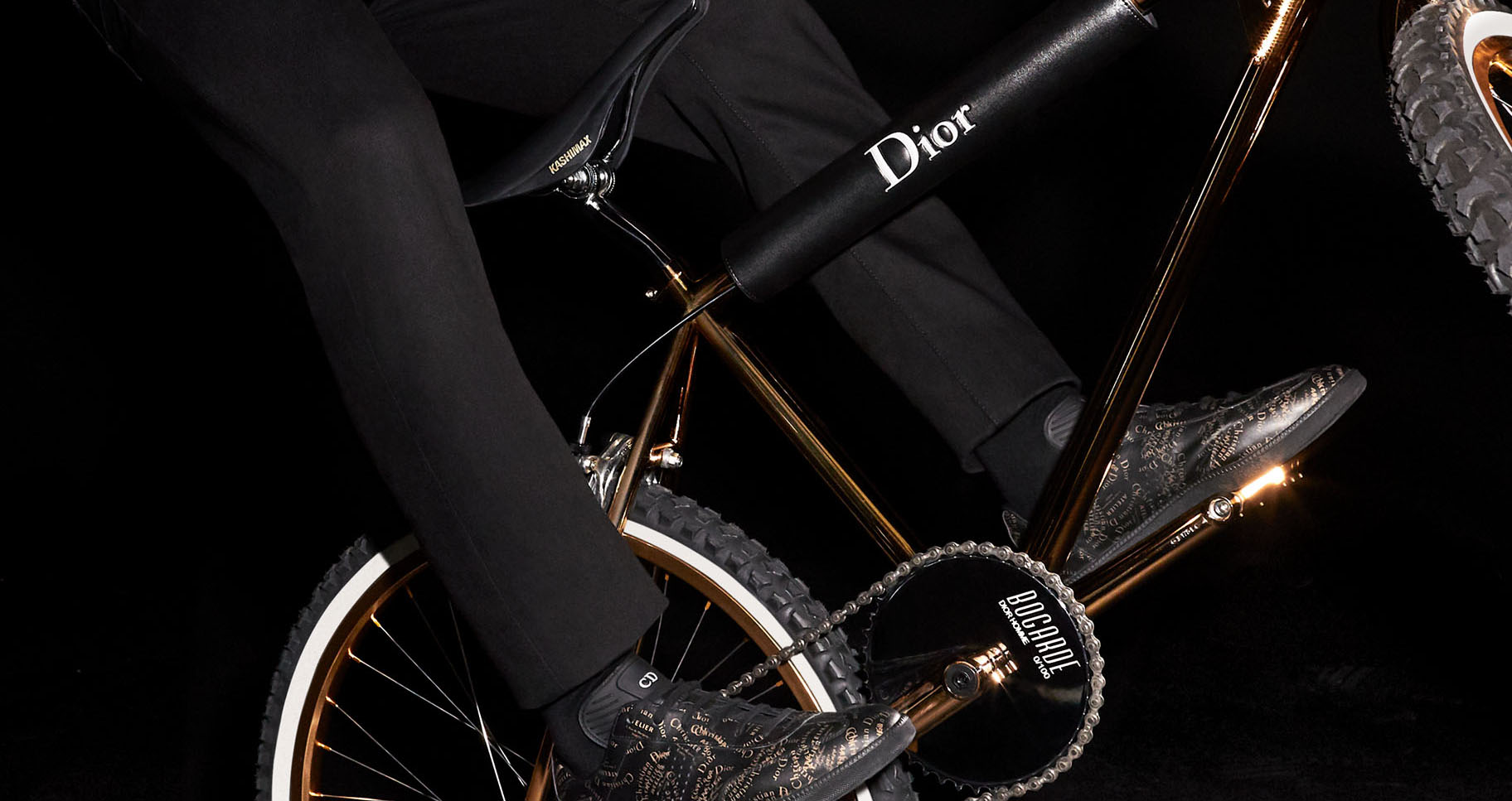 Dior Homme x Bogarde Launch Second BMX Bike