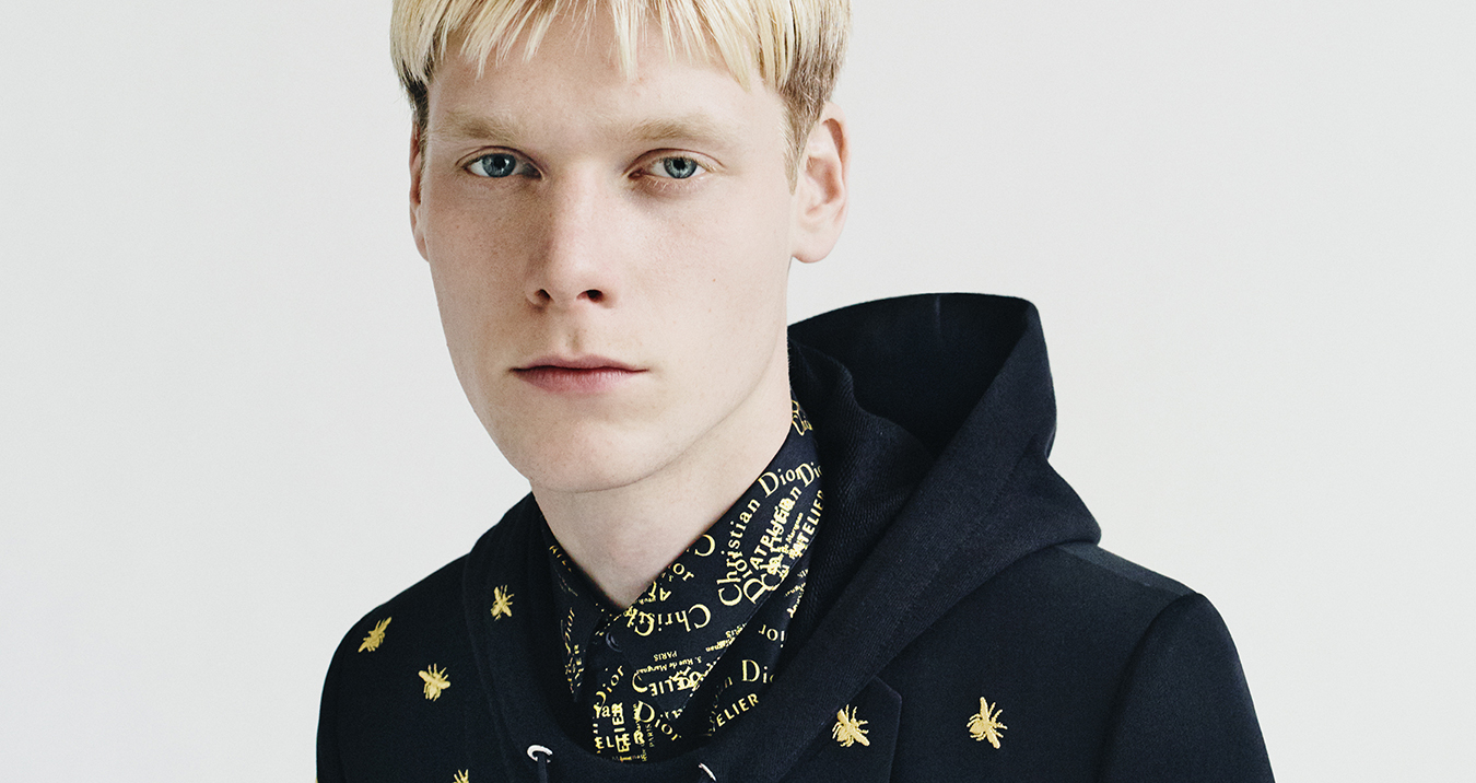 Dior Homme Gold Capsule Collection 2018