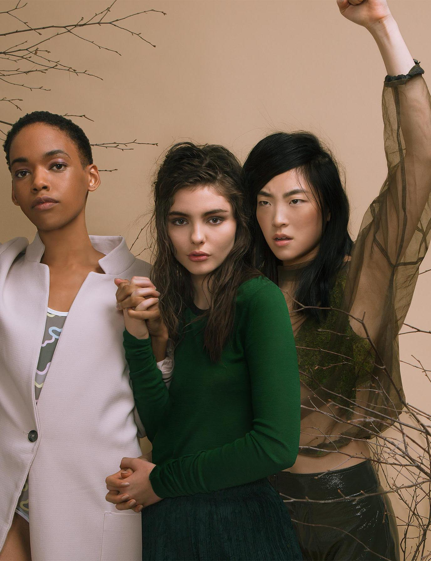 Mother Nature's Army - Caroline Nitsch, May Truong, Rachael Guichon