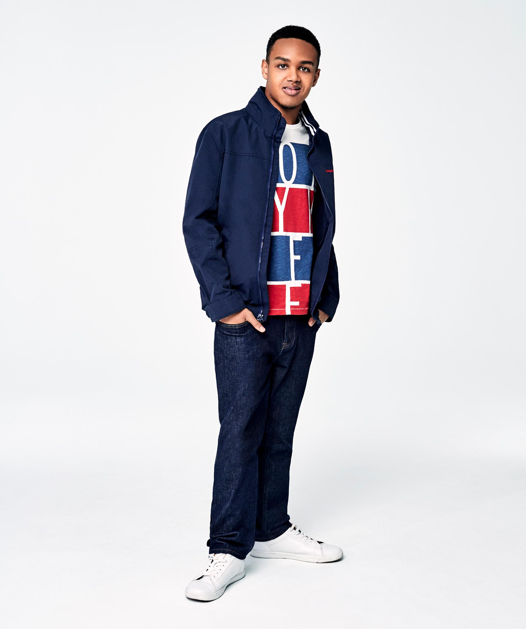 Tommy Hilfiger Adaptive Spring 2018 Campaign