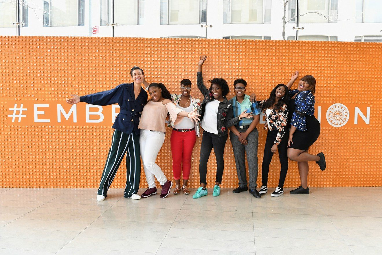 Tory Burch Foundation Hosts First Embrace Ambition Summit