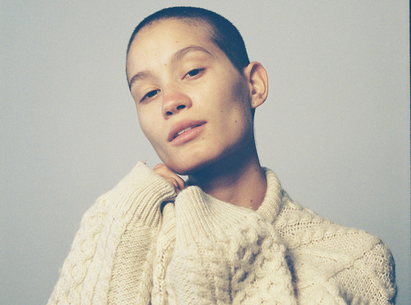 Bald Statement - Mathieu Rainaud, Fleur Huynh Evans