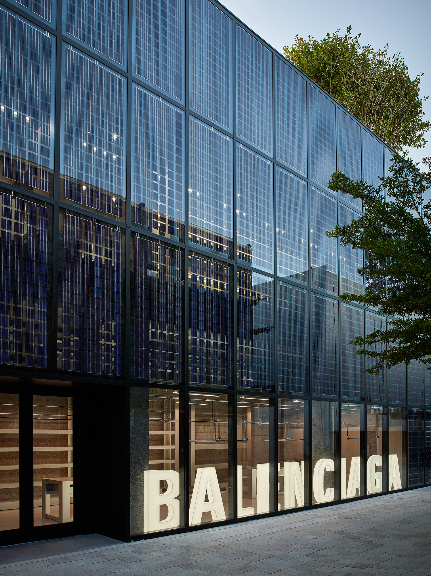 Balenciaga Miami Design District