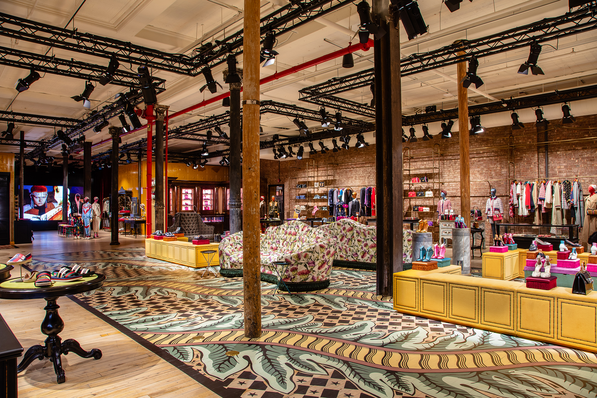 Gucci Wooster NYC Store