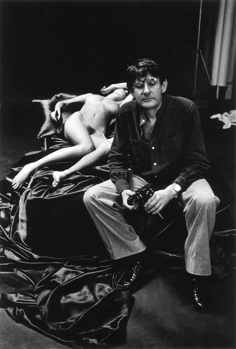 Carla Sozzani Shows Her Photo Collection at the Helmut Newton Foundation