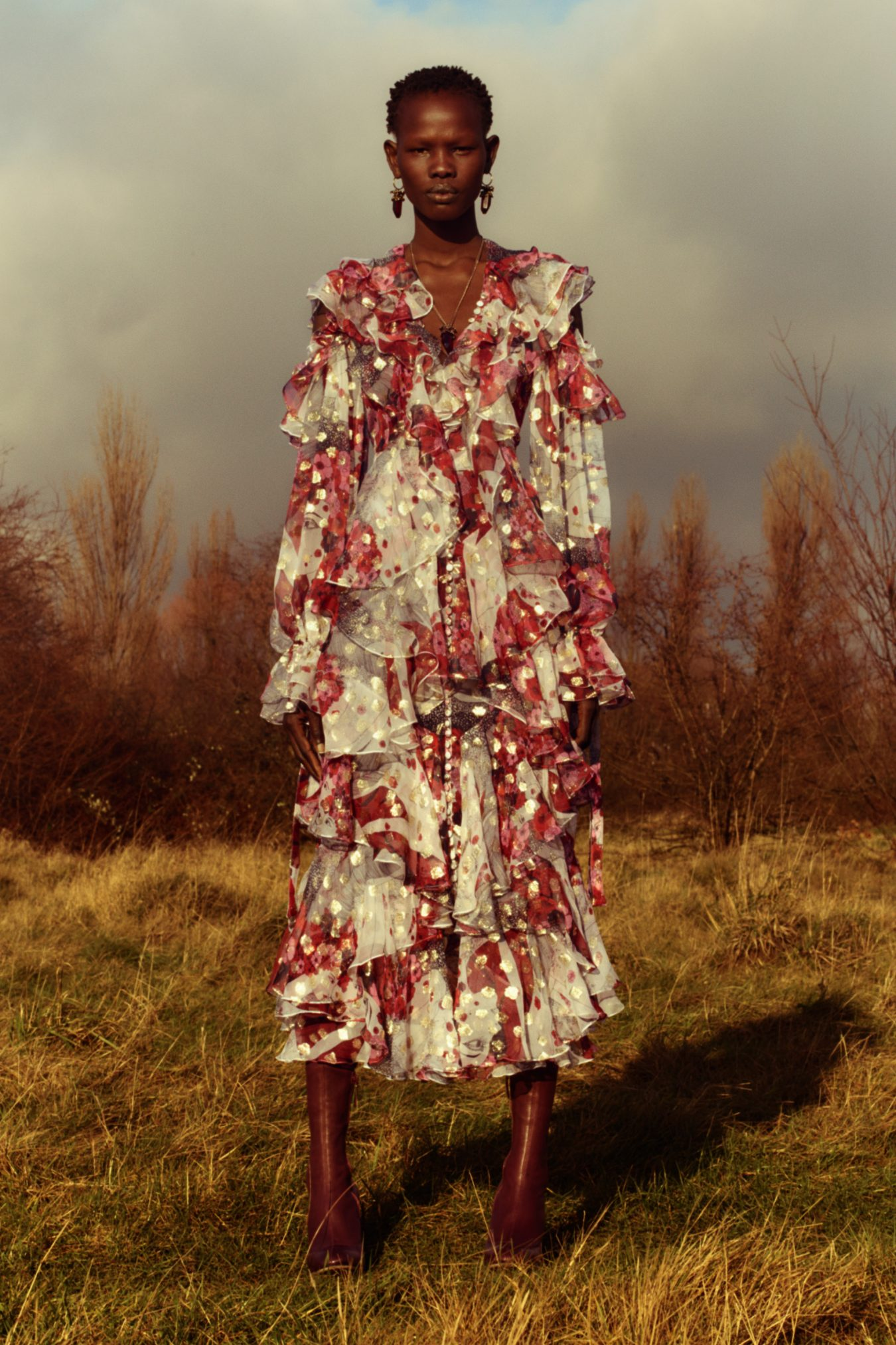 Alexander McQueen Pre-Fall 2018 Collection
